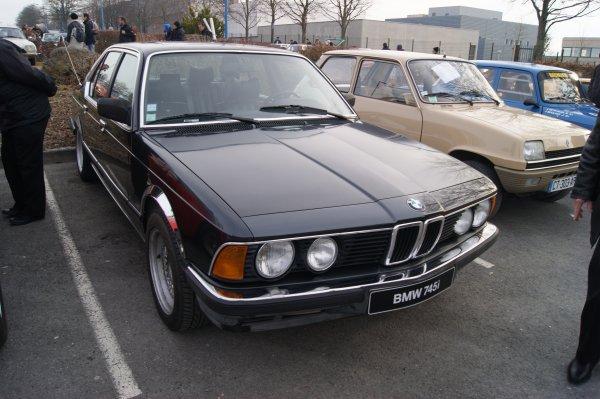 BMW Série 7 E23 1983