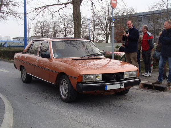 Peugeot 604 1979