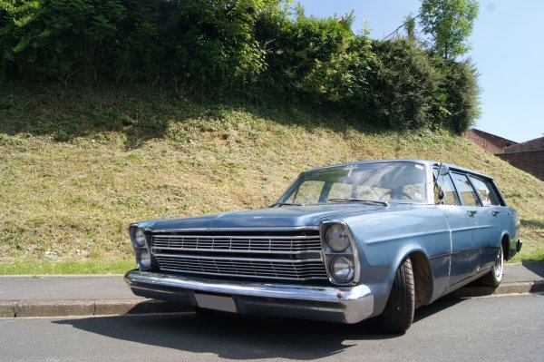 Ford Country 1966