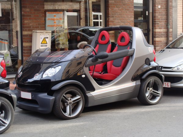 Smart Croosblade 2002