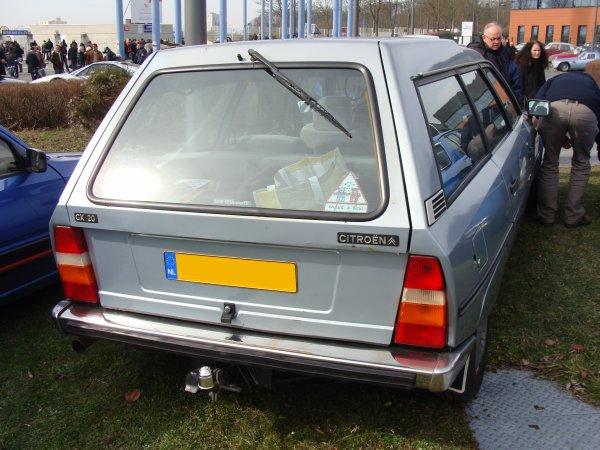 Citroën CX 20 1984
