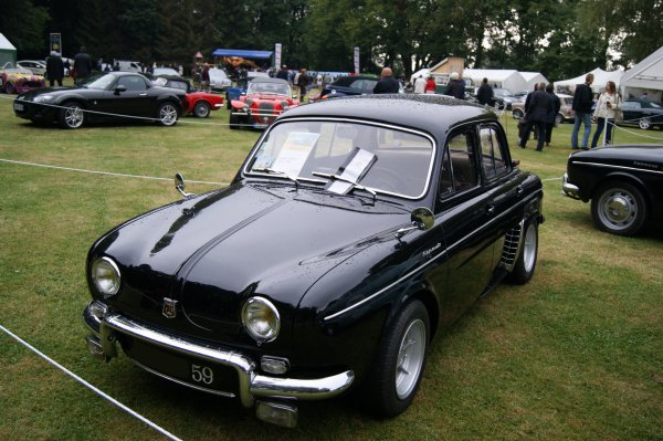 Renault Dauphine R1090 1958