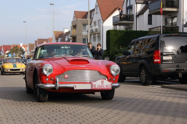 Aston Martin DB4 1961