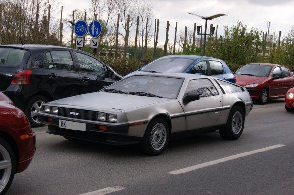 De Lorean DMC Sports Car 1982