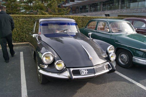 Citroën DS 21 1966
