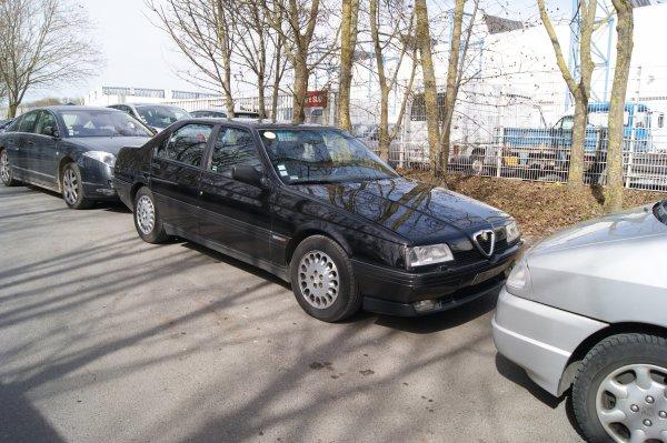 Alfa Romeo 164 Nuova 1992