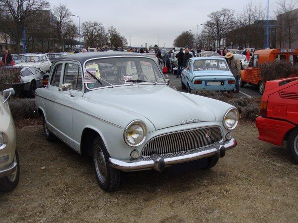 Simca Aronde P60 Montlhéry 1962