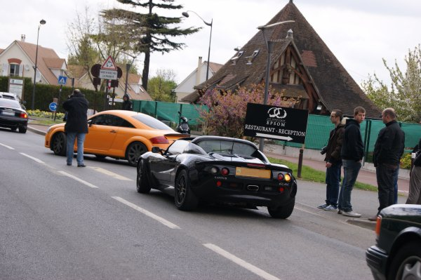 Lotus Elise S1 1999