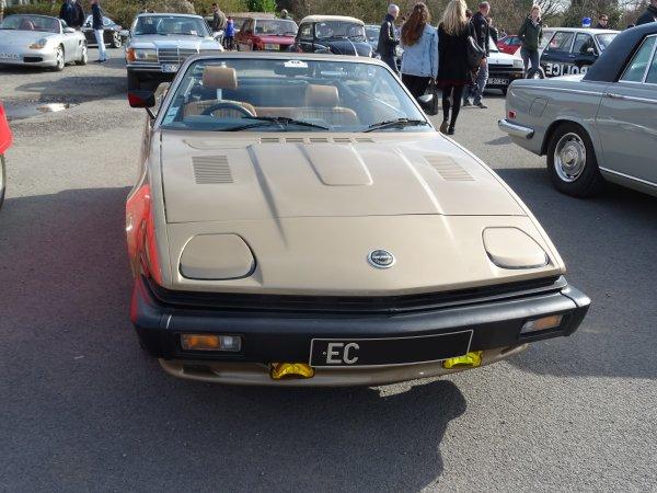Triumph TR8 1978