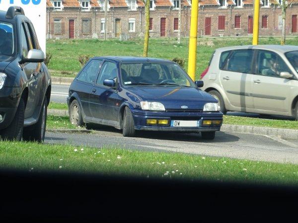 Ford Fiesta XR2i 16V 1992