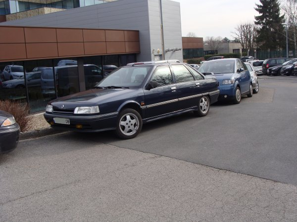 Renault 21 TXI 1990