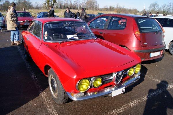 Alfa Romeo Giulia GTV 1750 S1 1968