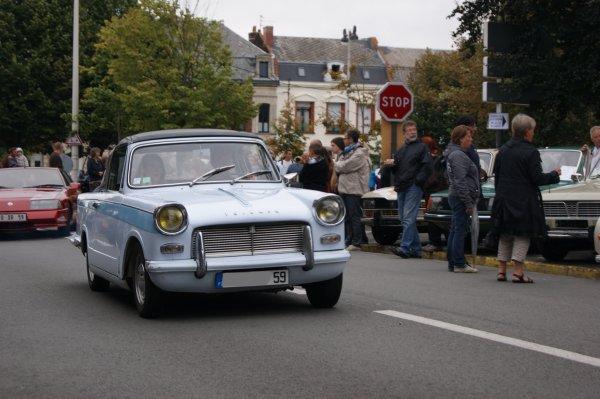 Triumph Herald 1200 Super 1963