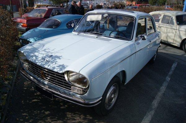 Peugeot 204 1972