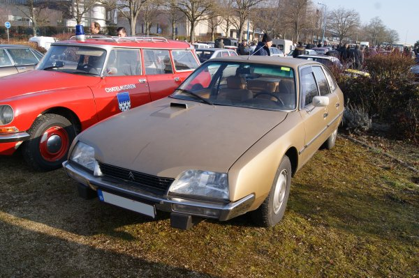 Citroën CX 2200 D Super 1975