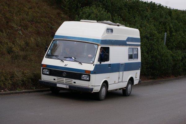 Volkswagen LT 1986