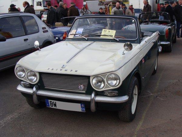 Triumph Vitesse 1962