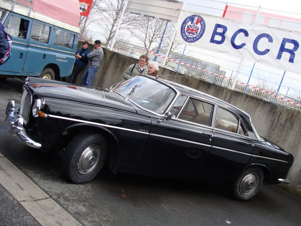 Rover P5 Coupe MK III 1965