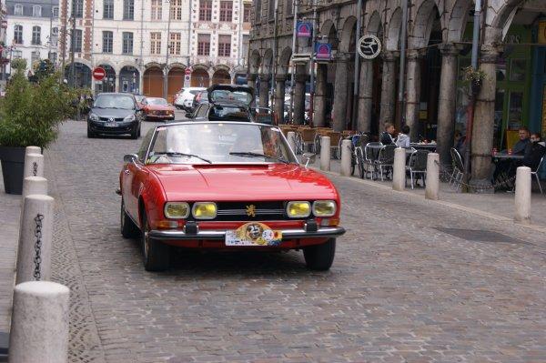 Peugeot 504 Cabriolet 1969