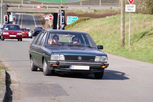 Volkswagen Passat B2 1980