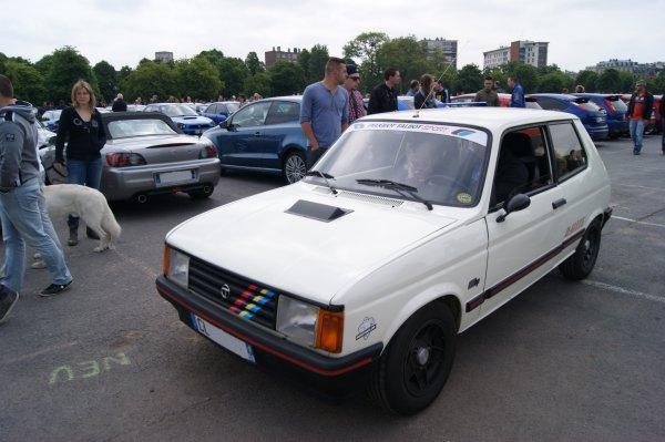 Talbot Samba Rallye 1984