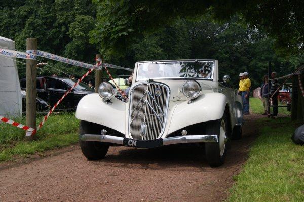 Citroën Traction 11B 1938