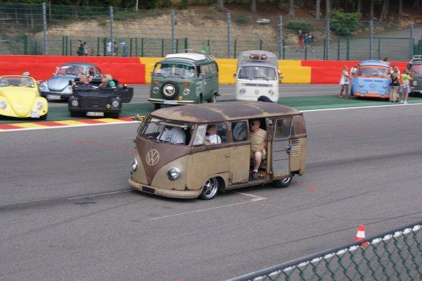 Volkswagen Transporter T1 Combi 1952