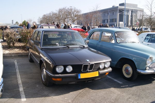 BMW 524 TD E28 1985