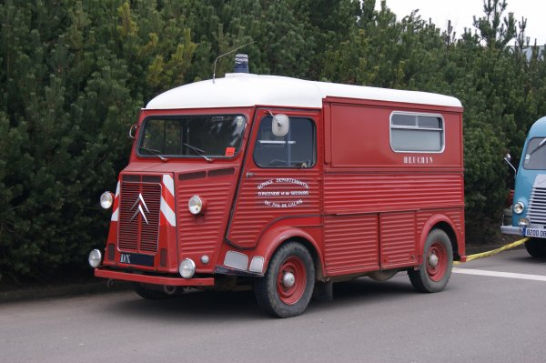 Citroën Type H 1964