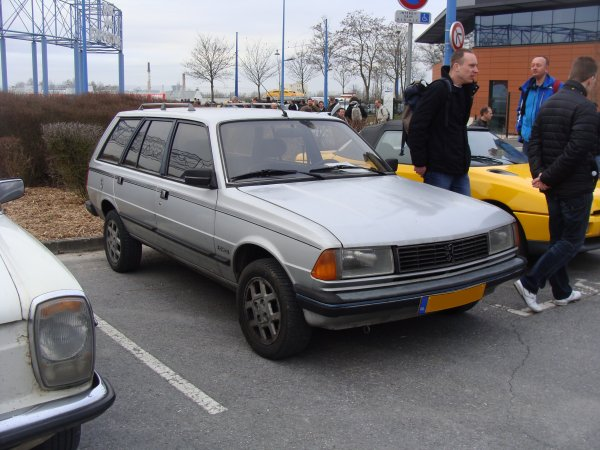 Peugeot 305 GTX 1985