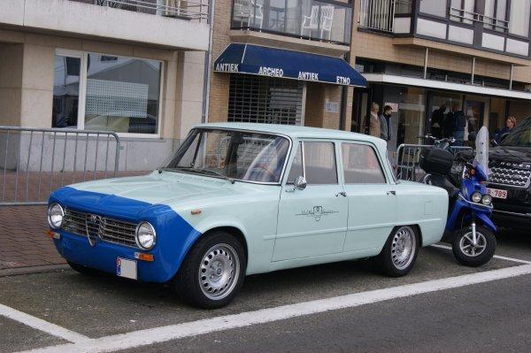 Alfa Romeo Giulia 1600 TI 1967