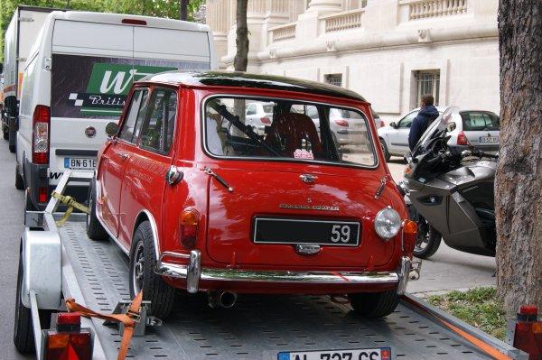 Morris Mini Cooper S MK I 1963