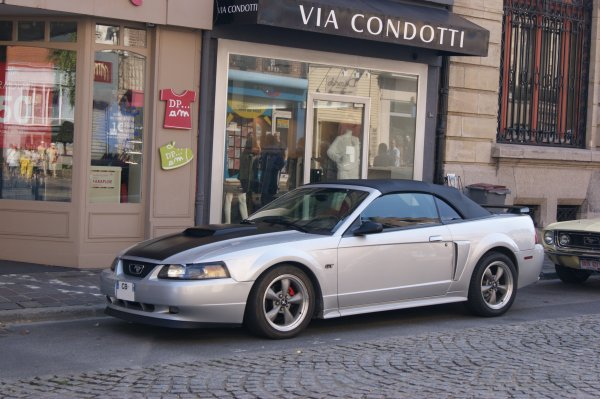 Ford Mustang GT 1999