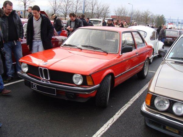 BMW 318i E21 1980