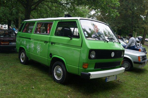 Volkswagen Transporter T3 Combi 1985