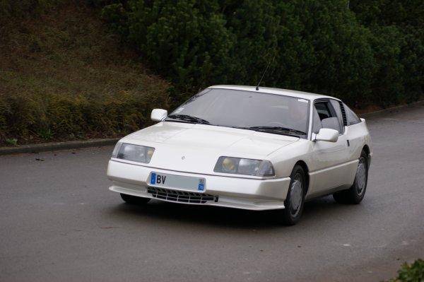 Alpine V6 GT 1987