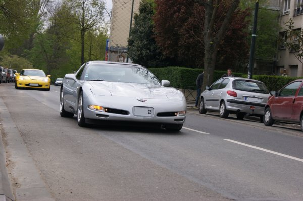 Chevrolet Corvette C5 2000