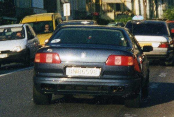 Maserati Quattroporte Evoluzione 1998