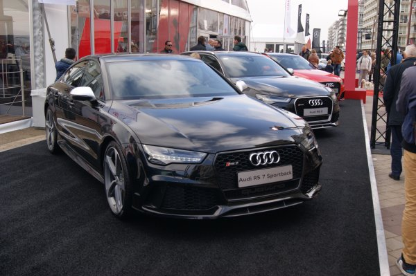 Audi RS7 2014