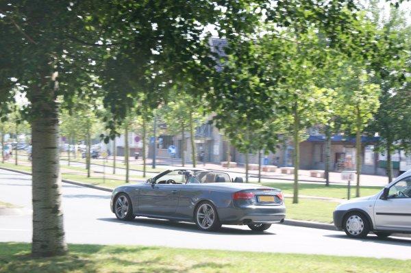 Audi S5 B8 2009