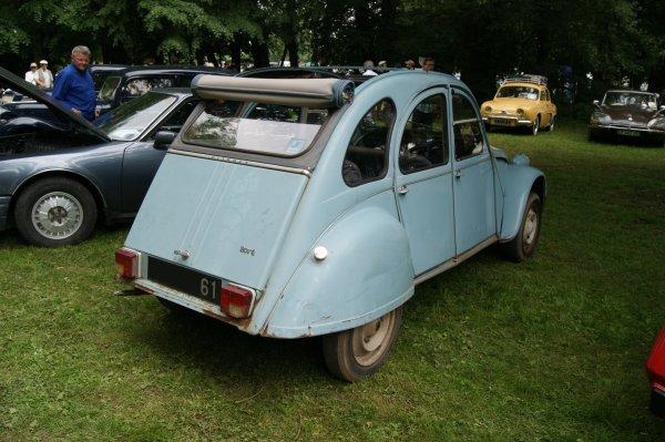 Citroën 2 CV 4 1970