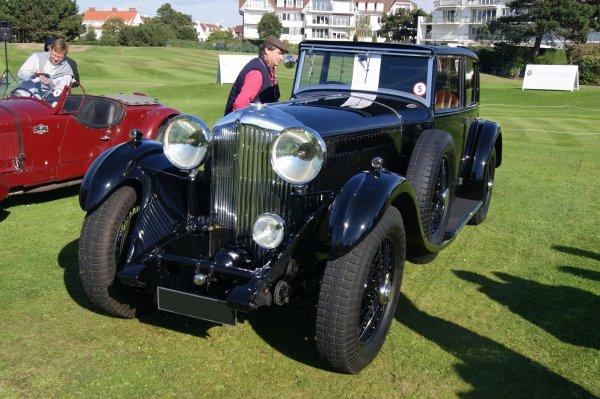Bentley 8L 1930