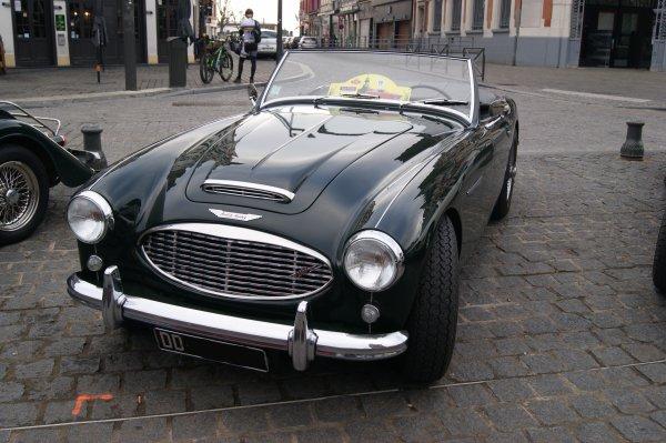 Austin-Healey 100 Six BN4 1956