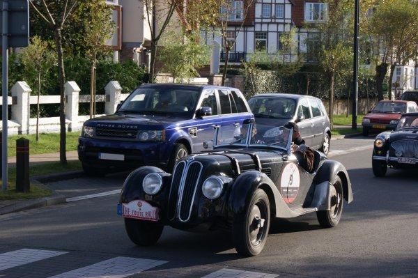 BMW 328 Raodster 1937