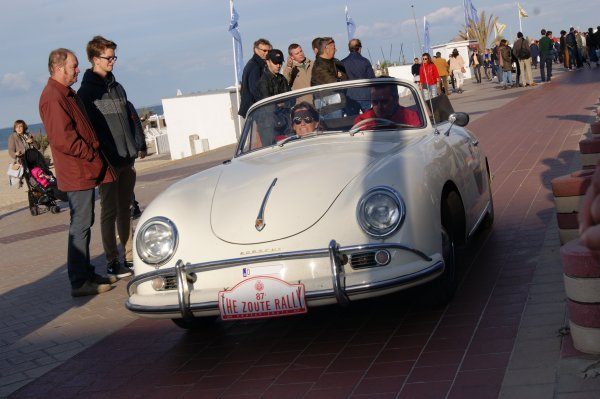 Porsche 356 AT2 1957