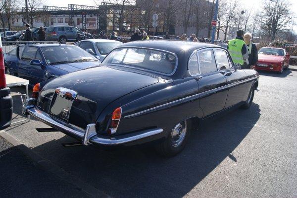 Jaguar 420 G 1966
