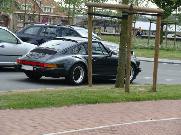 Porsche 911 Carrera Turbo Look 1986