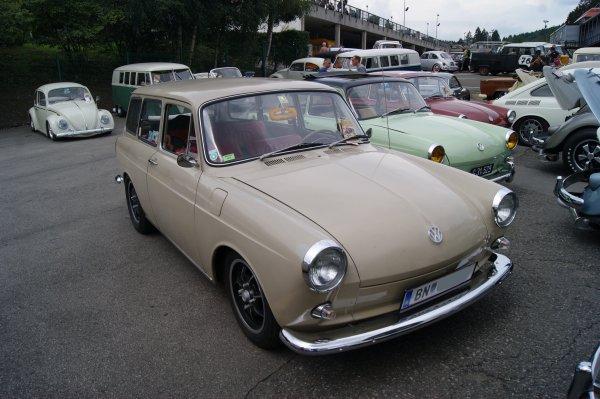 Volkswagen 1600 A Variant 1967