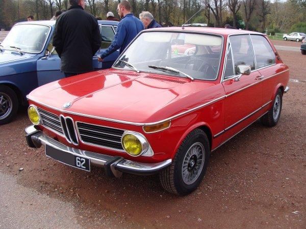 BMW 2002 Touring 1971