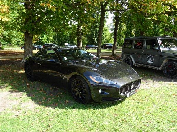 Maserati Granturismo S 2008